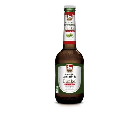 Olut Lammsbräu alkoholiton tumma 330 ml LUOMU