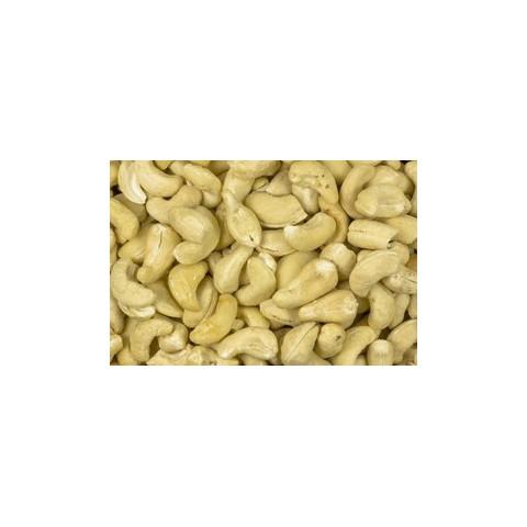 Cashewpähkinä pienempi koko 450, 1 kg LUOMU