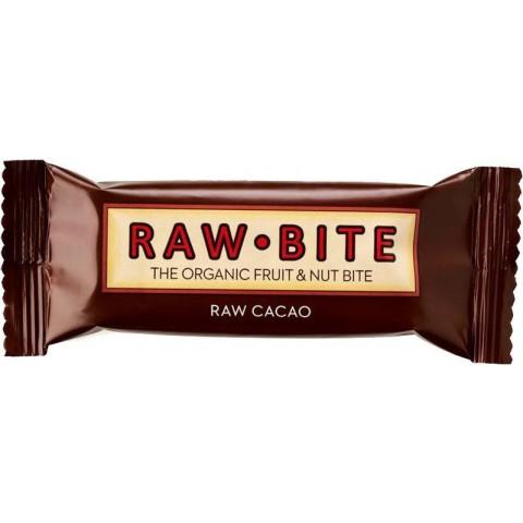 Raakapatukka Raw Bite kaako 50 g LUOMU
