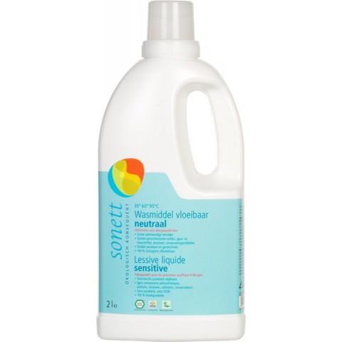 Pyykinpesuaine Sonett Sensitive 2 L