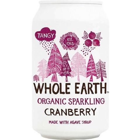 Whole Earth Karpalolimu 330 ml LUOMU