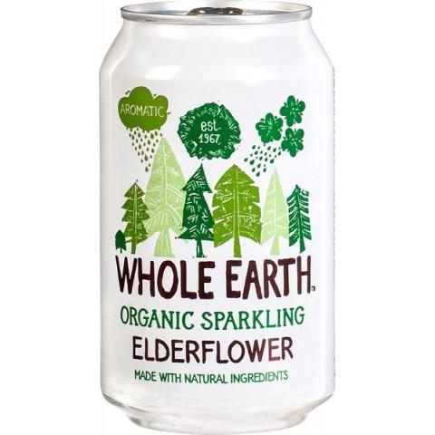 Whole Earth Seljankukkalimu 330 ml LUOMU