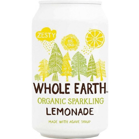Whole Earth Sitruunalimu 330 ml LUOMU