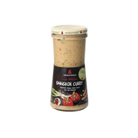Kastike Bankok Curry 420 ml LUOMU