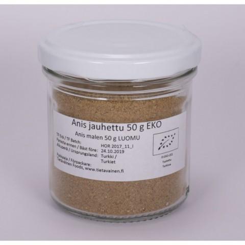 Anis jauhettu 50 g EKO