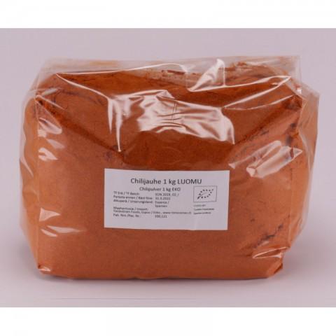 Chilijauhe 1 kg LUOMU