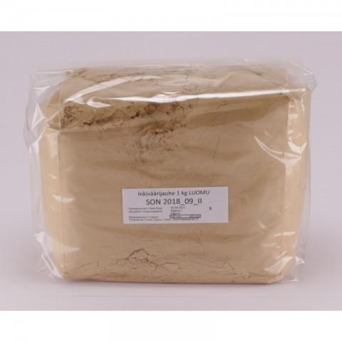 Inkiväärijauhe 1 kg LUOMU