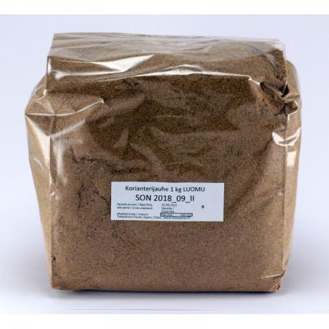 Korianterijauhe 1 kg LUOMU