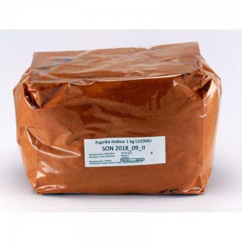 Paprika makea 1 kg LUOMU