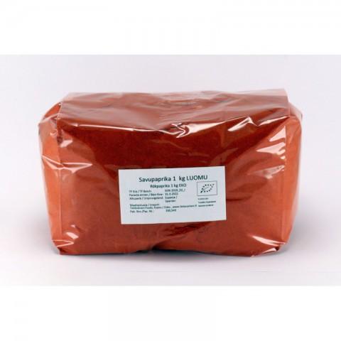 Savupaprika 1  kg LUOMU
