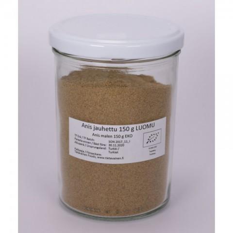 Anis jauhettu 150 g LUOMU
