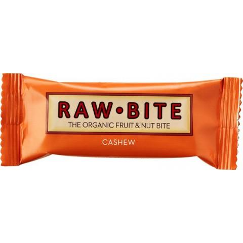 Raakapatukka Raw Bite cashew 50 g LUOMU