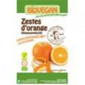 Appelsiininkuori, jauhetttu appelsiiniöljyssä 9g LUOMU