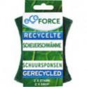 Hankaustyyny kierrätysmateriaalista Eco force 2 kpl