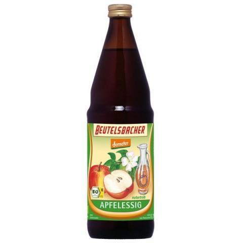 Omenaviinietikka Beutelsbacher pastoröimaton 750 ml LUOMU