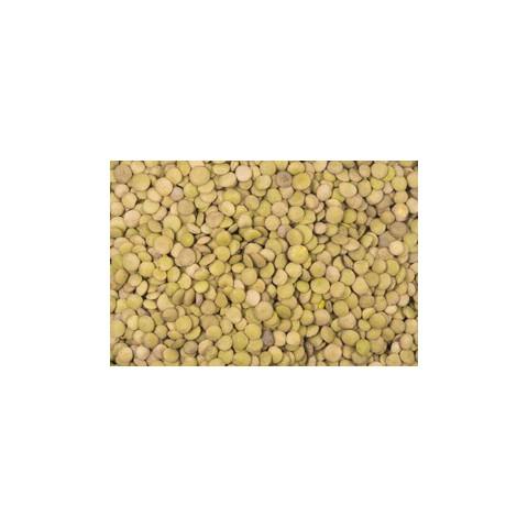 Linssi vihreä 1 kg LUOMU