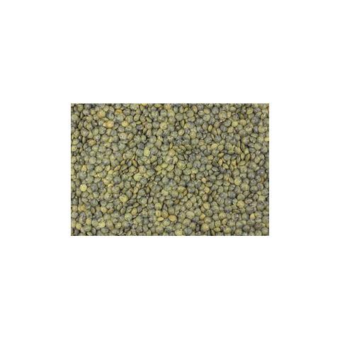 Vihreät, linssit ranskalais-tyyppinen 1 kg LUOMU