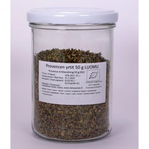 Provencen yrtit 50 g LUOMU